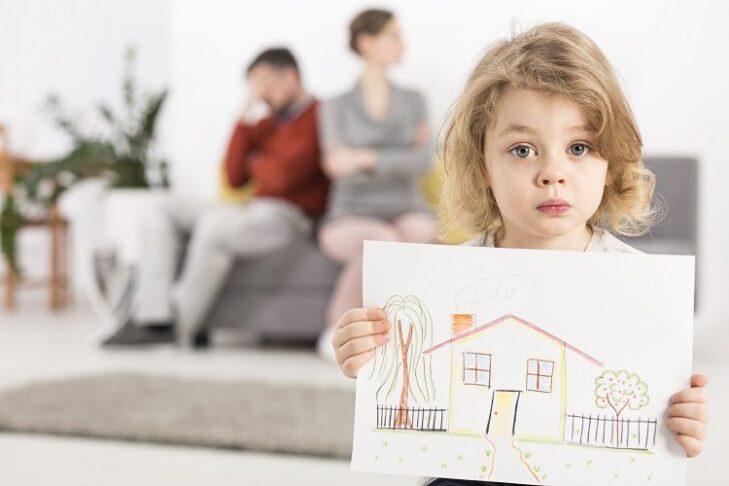 Çocuklar ve boşanma