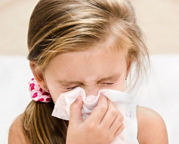 Çocuklarda alerji belirtileri
