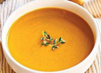 İrmikli sebze çorbası