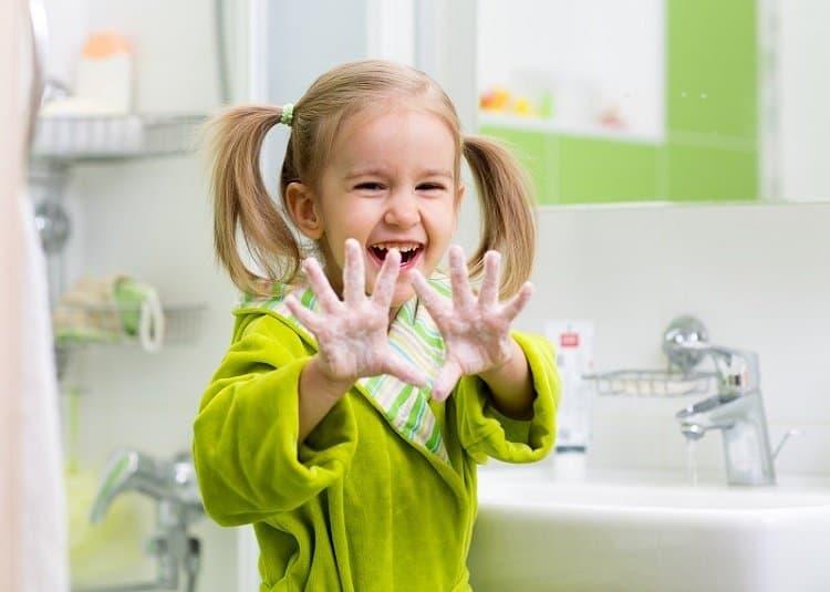 Uygun teknikle el yıkamak ishal vakalarını azaltır