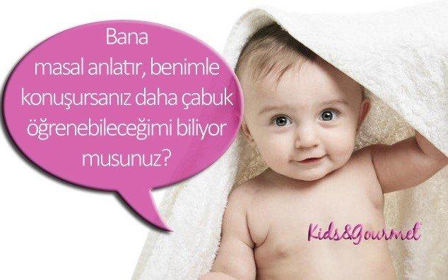Bebeklerin dil gelişimi için neler yapılabilir?