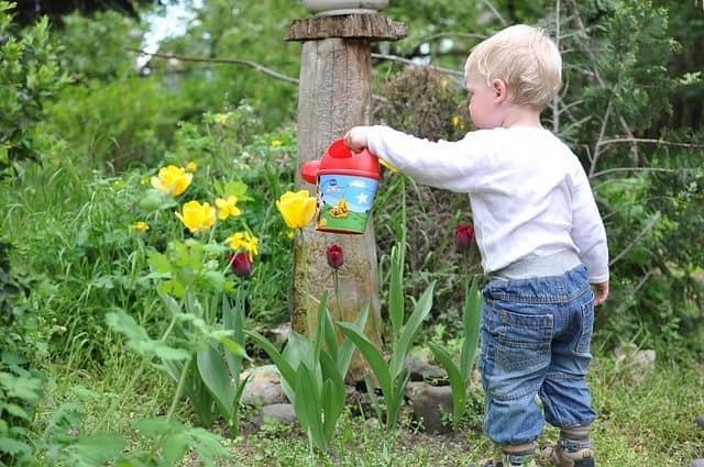 Çocuklara bahçe işleri nasıl öğretilir